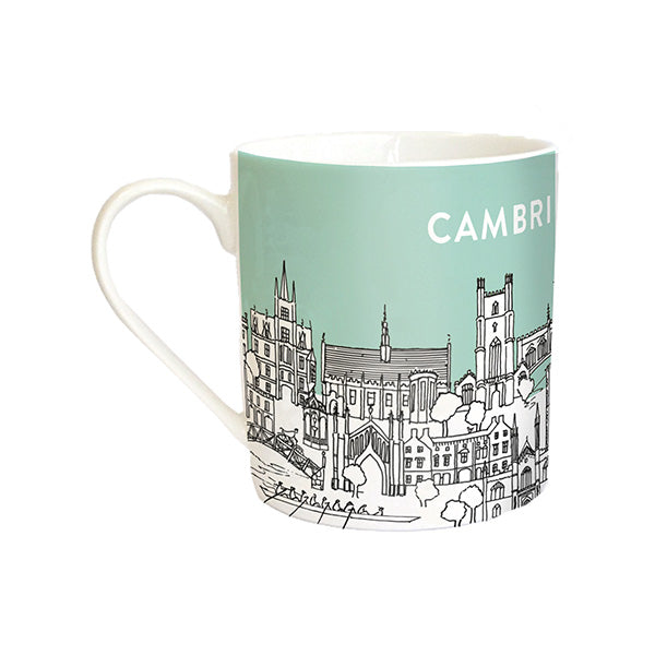 Sketch Cambridge Mug