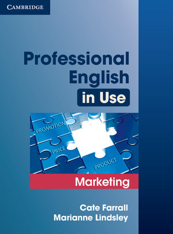 Professional English in Use: Marketing with Answers