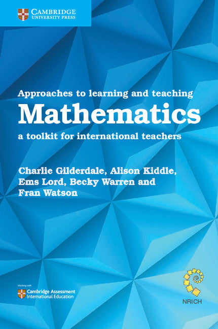 Approaches to Learning and Teaching Mathematics