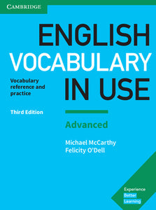 English Vocabulary in Use: Advanced Book with Answers (no ebook)
