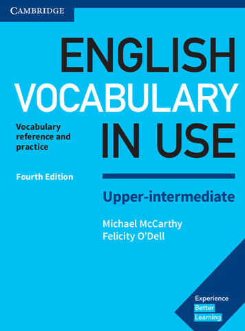 English Vocabulary in Use Upper-Intermediate Book with Answers (no ebook)