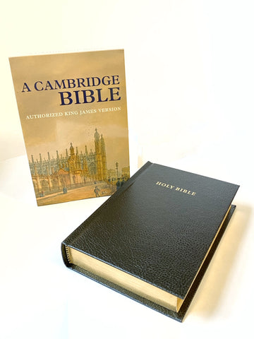 Exclusive CUP Bookshop KJV Bible