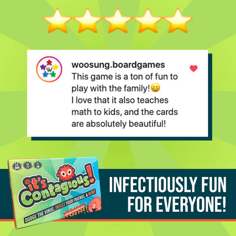it's contagious game review