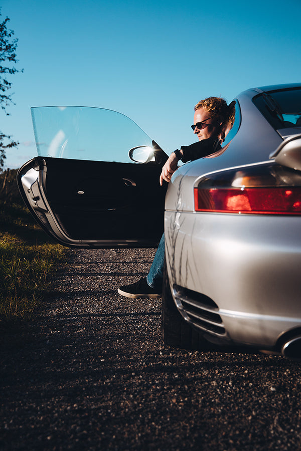 Tim and his 911/996 Turbo