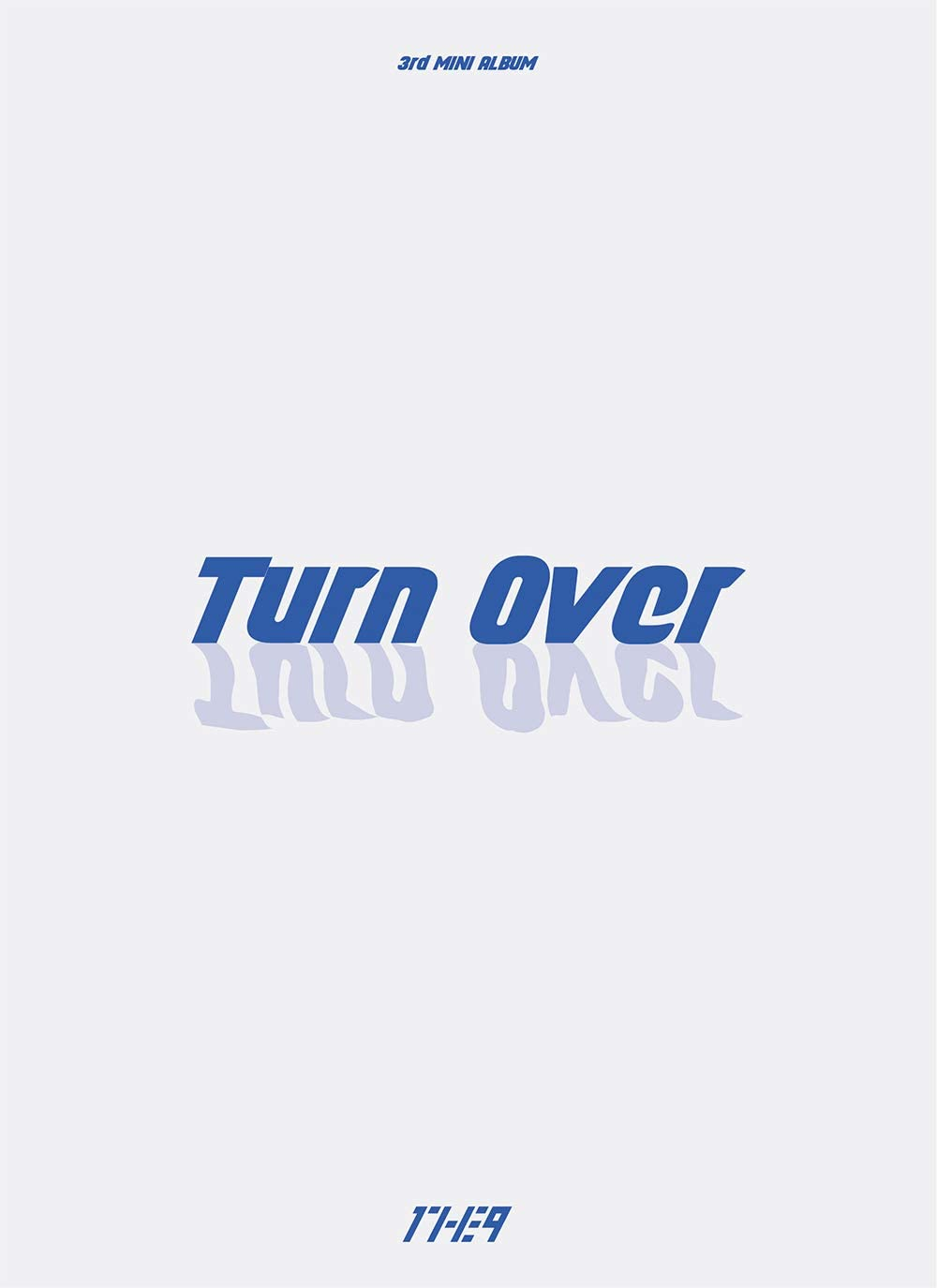 1THE9 - TURN OVER [3rd Mini Album]