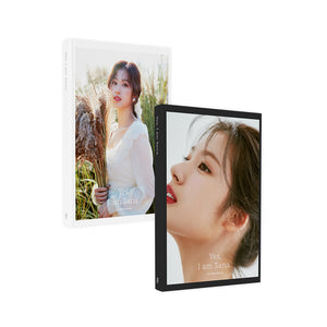 Sana of TWICE - [Yes, I am Sana.] (1st PHOTOBOOK)(White Ver.)