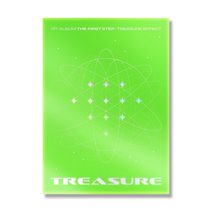 TREASURE - THE FIRST STEP : TREASURE EFFECT  [1st Studio Album] (Random Ver.)