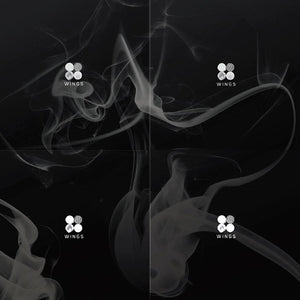 BTS - WINGS [2nd Album] (Random Ver.)
