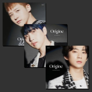 B1A4 4th Album - ORIGINE