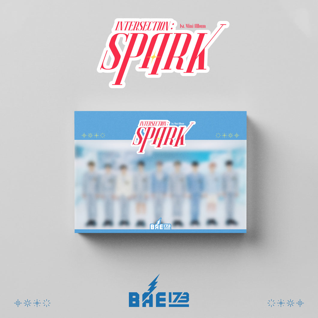 BAE173 - INTERSECTION : SPARK [1st Mini Album]