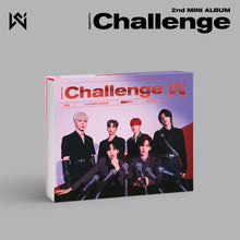 Load image into Gallery viewer, [Pre Order] WEi - IDENTITY : Challenge [2nd Mini Album] (Random Ver.)