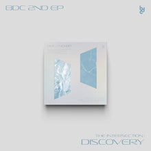 画像をギャラリービューアに読み込む, BDC - THE INTERSECTION: DISCOVERY [2nd EP Album] (Random Ver.)