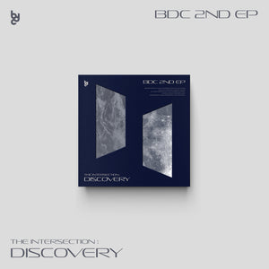 BDC - THE INTERSECTION: DISCOVERY [2nd EP Album] (Random Ver.)