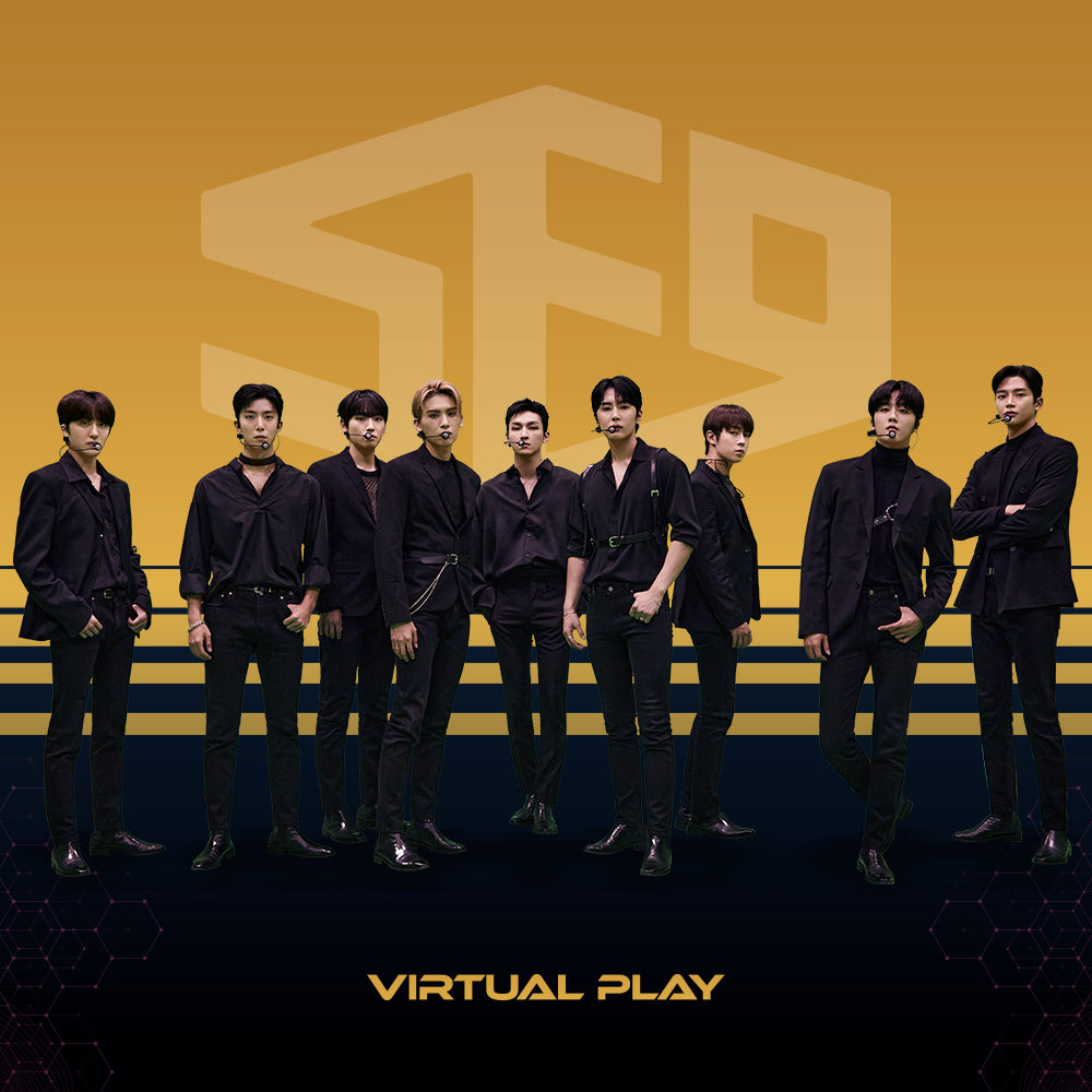 SF9 - VP(VIRTUAL PLAY) Album