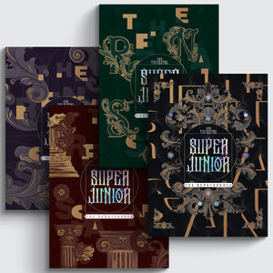 Super Junior - 'The Renaissance' (The Renaissance Style) [10th Album] (Random Ver.)