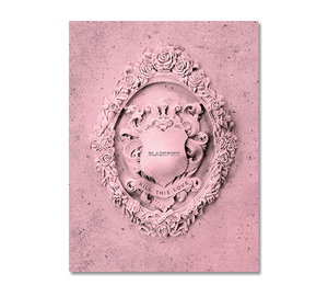 BLACKPINK - KILL THIS LOVE [2nd Mini Album](PINK VER)