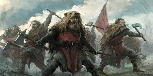 Les Vikings Berserkers, les guerriers-shamans scandinaves
