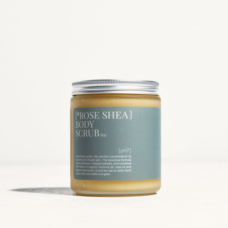 Rose Shea Body Scrub -- Out of Stock