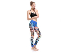 Graceful Butterfly Leggings