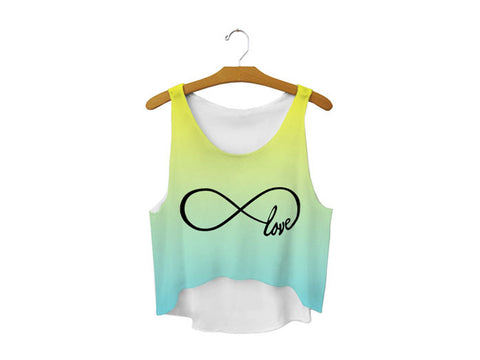 Endless Love Crop Top