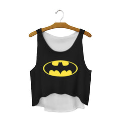 The Bat Crop Top