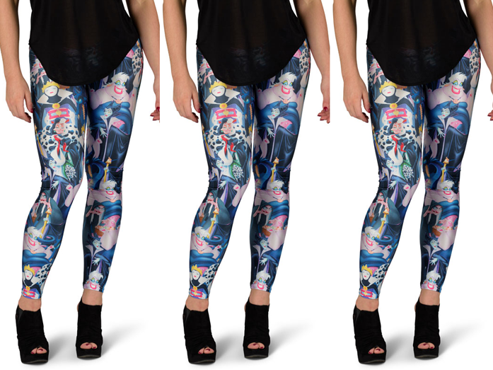 Lady Villains Leggings