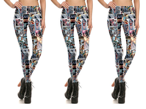 Justice For All Leggings