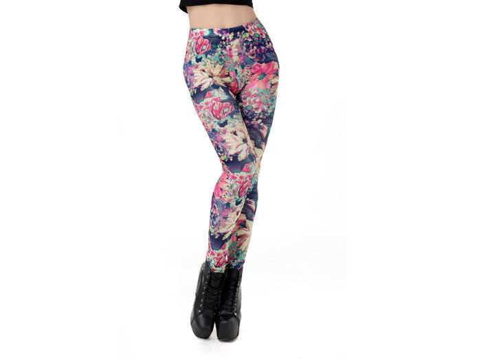 Wildflower Leggings