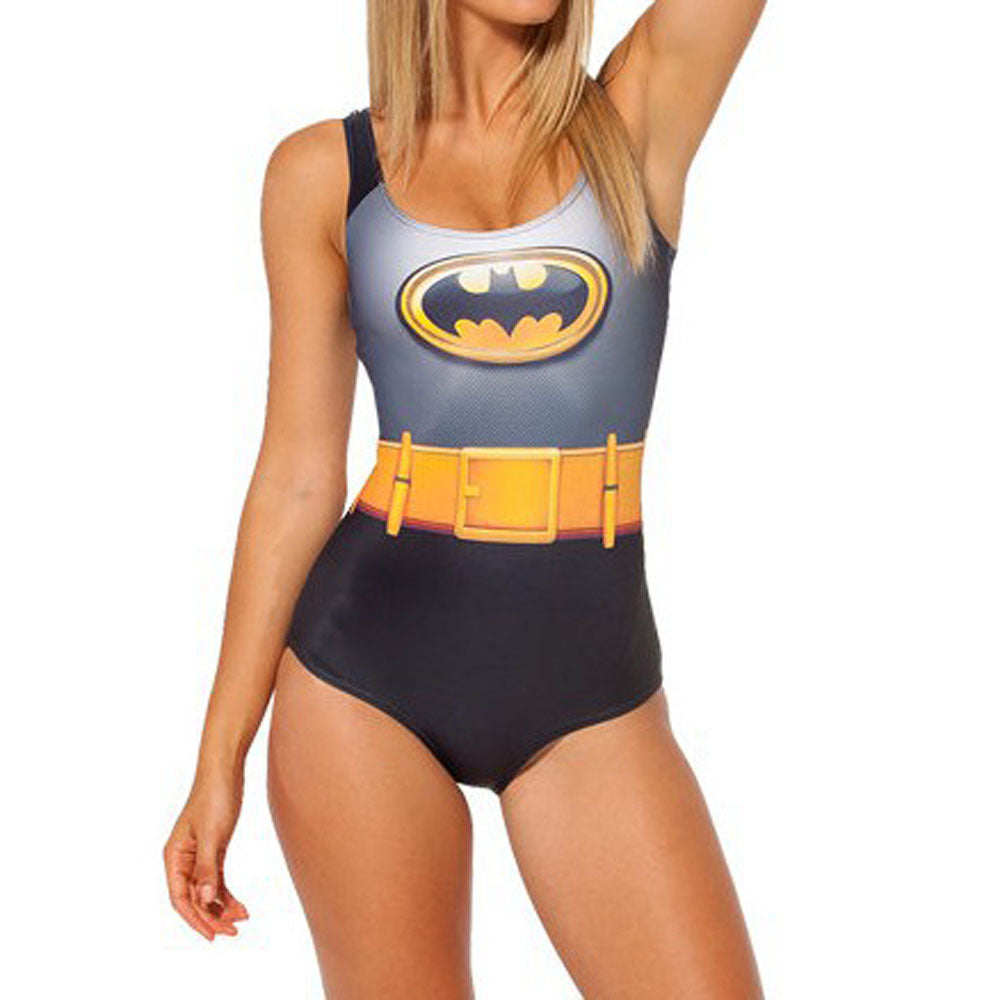 The Bat Swimsuit