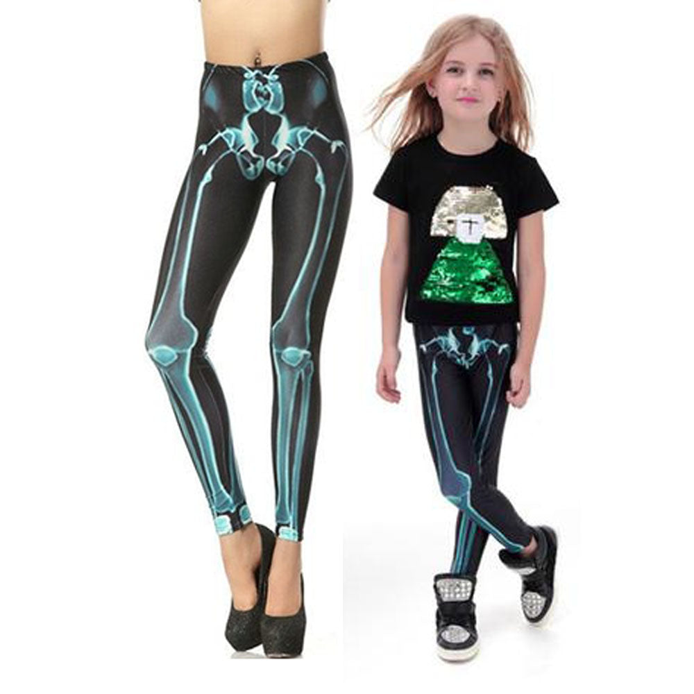 Skeleton Leggings Bundle