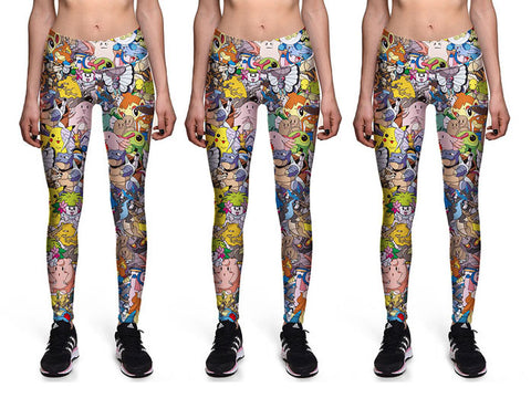 I Choose You Leggings