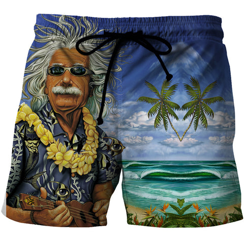 Einstein Surf's Up Shorts