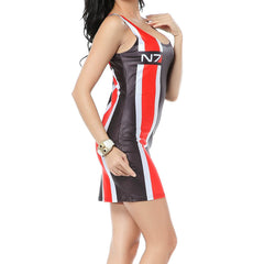 N7 Sleeveless Dress