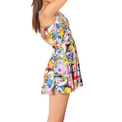 Adventure Time Skater Dress