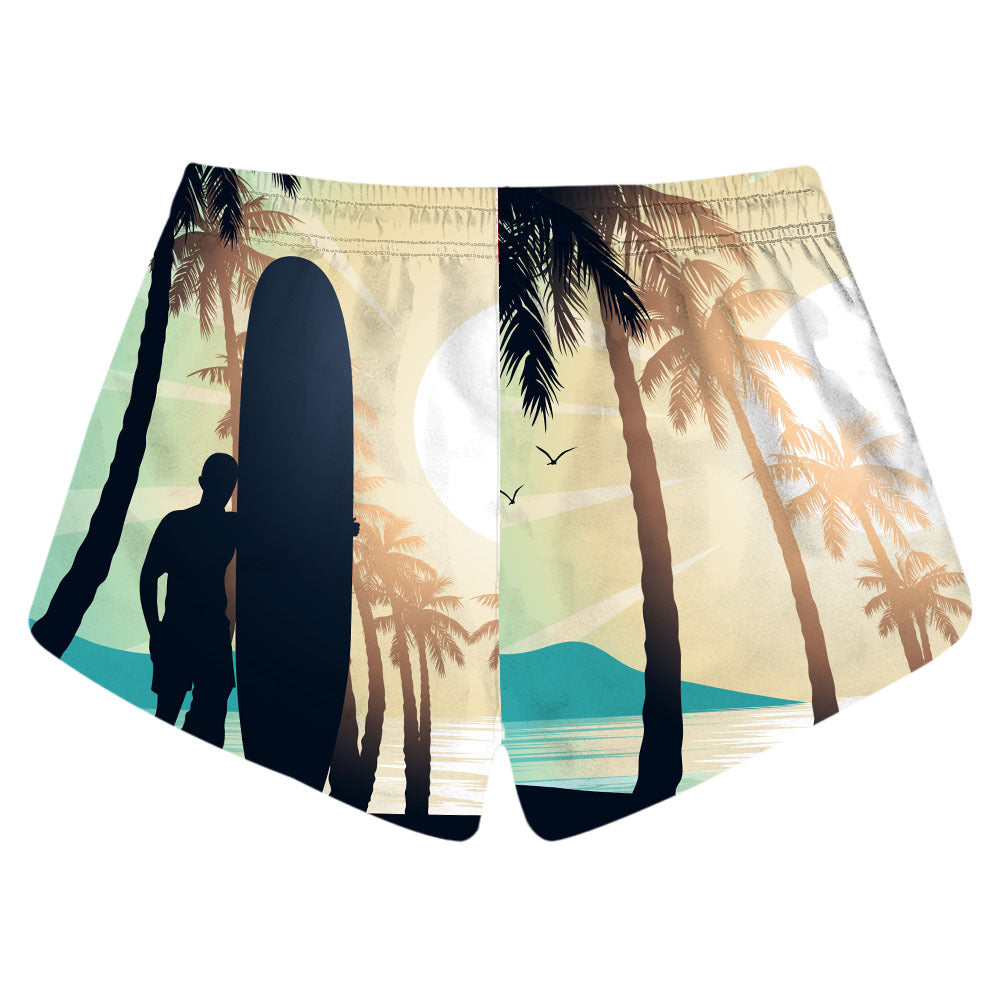 Surf's Up Shorts