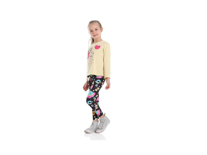 ABC's Leggings for Kids