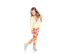 Fruity Fruit Leggings for Kids