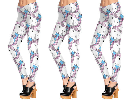 Jolly Unicorn Leggings