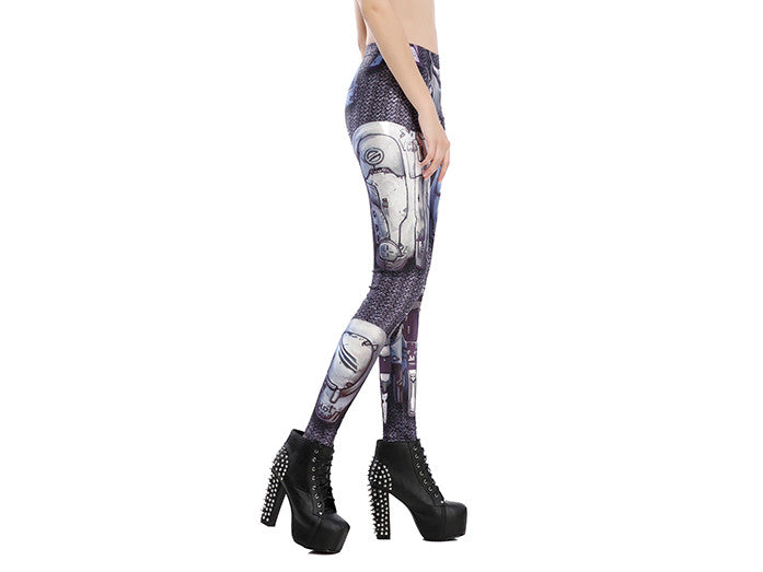 Machine Legs Leggings