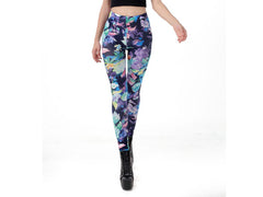Midnight Floral Leggings