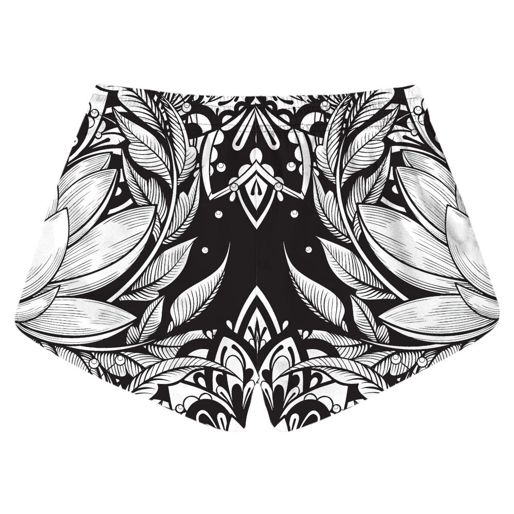 Black Lotus Shorts