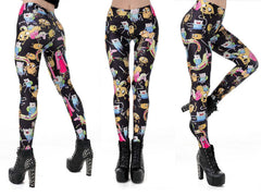 Adventure Time Leggings