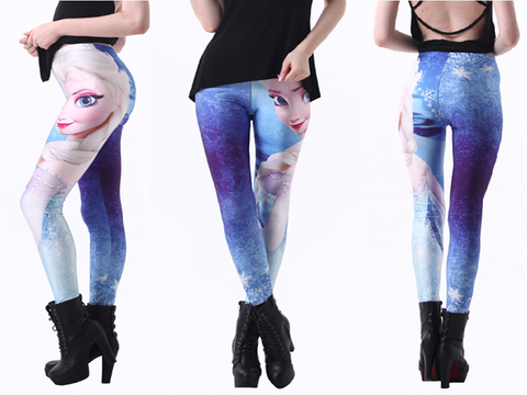Frozen Leggings