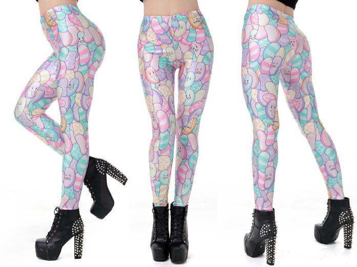 Jelly Beans Leggings