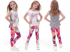 Donut Leggings for Kids
