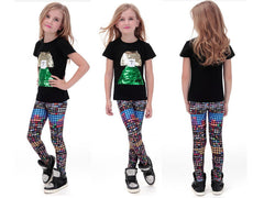 Emoji Leggings for Kids