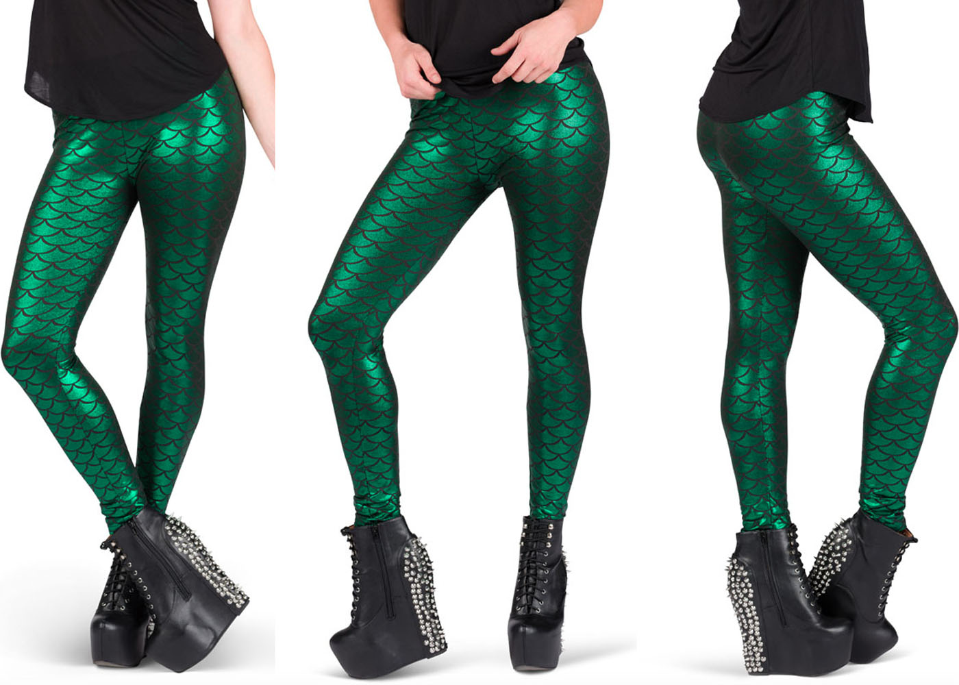 4ed98a7ec6ea79 Majestic Mermaid Leggings – Online Legging Store