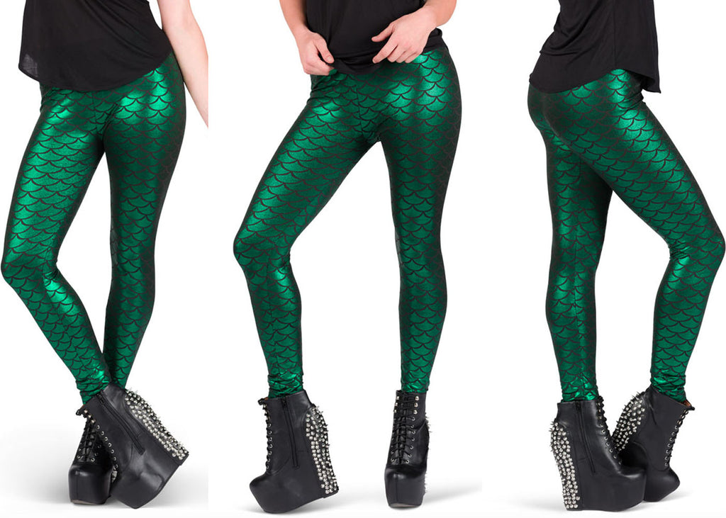 232357b28ce Majestic Mermaid Leggings  Majestic Mermaid Leggings ...