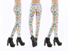 Catch Em All Leggings