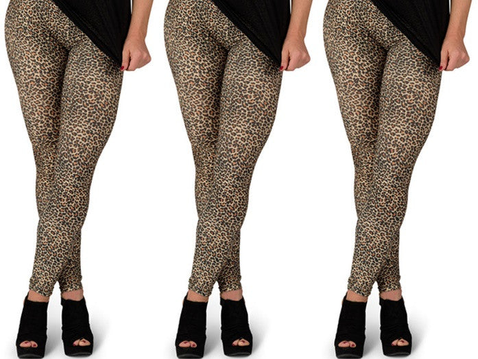 Essential Leopard Leggings